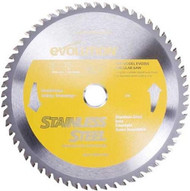 EVO230 Circular Saw Blade for Cutting Stainless Steel 230mm x 25.4mm