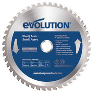 EVO230 Circular Saw Blade for Cutting Steel 230mm x 25.4mm