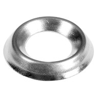 Surface Screw Cup Washer Nickel Plated (Per Box)