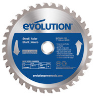 EVO180 Steel Cutting Blade 180mm x 20mm Bore