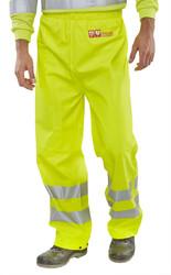 Fire Retardant Anti-Static Hi-Vis Over Trouser
