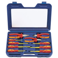 Draper Fully Insulated Pliers & Screwdriver Set