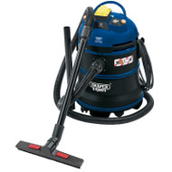 Draper Expert 35L 1200W M-Class Wet and Dry Vacuum Cleaner 110v