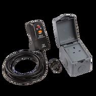 IP66 (Outdoor) 13a Outdoor Socket Kit