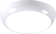 230V IP44 14W LED Bulkhead Fitting 6000K