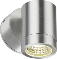 230V IP65 3W LED Fixed Down Wall Light
