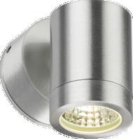 230V IP65 3W LED Fixed Down Wall Light