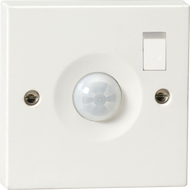 Wall Mounted Switched PIR Sensor