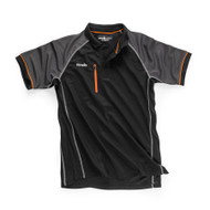 Scruffs Trade Active Polo - Black