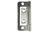 Zinc Flush Door Hinges 105 (Per Pair)