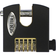 Squire Stronghold Re-Codeable Combination Padlock 5-Wheel