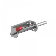 Spring-Loaded Bolt BZP (Each)