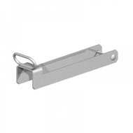 "Galvanised Throwover Loop with Lifting Handle for 3"" Gates"