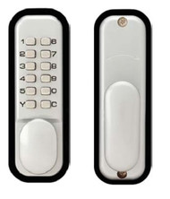 Standard Function Digital Door Lock (Self-Colour)