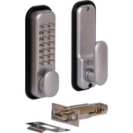HoldBack Function Digital Door Lock (Self-Colour)