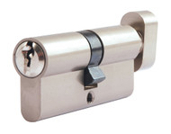 Euro Cylinder and Turn Lock