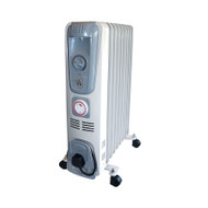 2Kw Oil Filled Radiator Heater