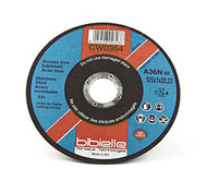 115mm x 1.2mm Thin Slitting Discs For Stainless Steel (Pack Of 25)