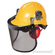 Silverline Forestry Safety Helmet