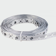 Galv Fixing Bands (Per 10m Roll)