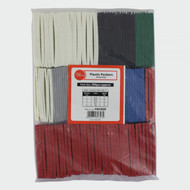 Assorted Flatpackers 1mm to 6mm (Bag Of 200)