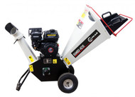 Lumag RAMBO HC10 100mm Petrol Wood Chipper