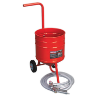 Shot Blasting Kit 22.6kg Capacity