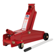 Trolley Jack 3tonne Long Chassis Heavy-Duty