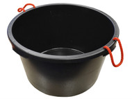 Builder's Bucket Black 65 Litre (14 Gall)