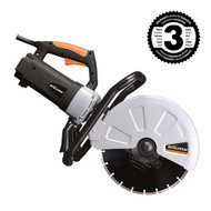 Evolution 305mm Electric Disc Cutter With Diamond Blade