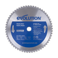EVO305 305mm x 25.4mm Steel Cutting Blade