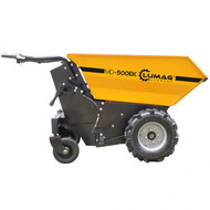 Lumag MD500EK 500kg Electric Power Barrow with Electric Tip