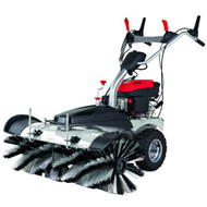 Lumag KM1000 1000 mm Professional 3 in 1 Petrol Road Brush