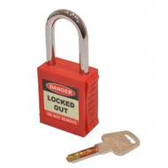 Safety Lockout Padlock (Each)