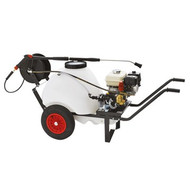 SIP 120l Bowser 160 Bar GX Honda Petrol Pressure Washer