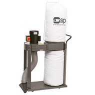 SIP 1.0hp Dust Collector (One Bag/Vacuum)