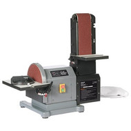 "SIP 4"" x 8"" Belt/Disc Sander"
