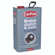 CarPlan Brake, Clutch and Parts Cleaner 5L