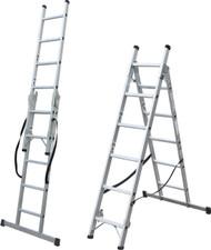 EN131 150kg Multi-Functional 3 Way Step/Ladder