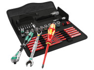 Wera Kraftform Kompakt W1 Maintenance Set of 35