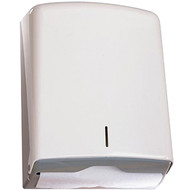 Hand Towel Dispenser White (Wall Mounted)