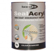 Bond-It Sealacryl Roofing Waterproofer 5ltr