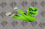 FSI PipeBloc ® PWP Intumescent Pipe Wrap - 110mm