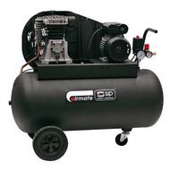 SIP TN3/100-SRB 100 Litre Air Compressor 230v 13 Amp