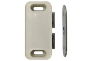 Coated 40mm Magnetic Catches (Pack Of 2)