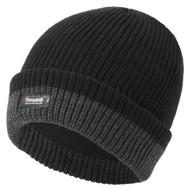 Thinsulate Knitted 2 Tone Winter Beanie