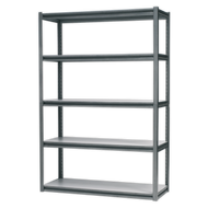Racking Unit with 5 Shelves - 1215 x 460 x 1830mm