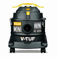 V-Tuf M-Class Mini Dust Extraction Vacuum With Free Accessories