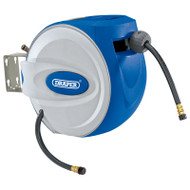 Draper Wall Mounted Retractable Air Hose Reel (10m)