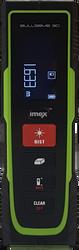 Imex Bullseye 30 Metre Laser Distance Measure